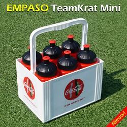 EMPASO TeamKrat Mini - Bidonkrat 6 bidons
