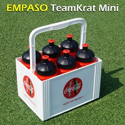 EMPASO TeamKrat MINI - bidonkrat 6 bidons 500ml