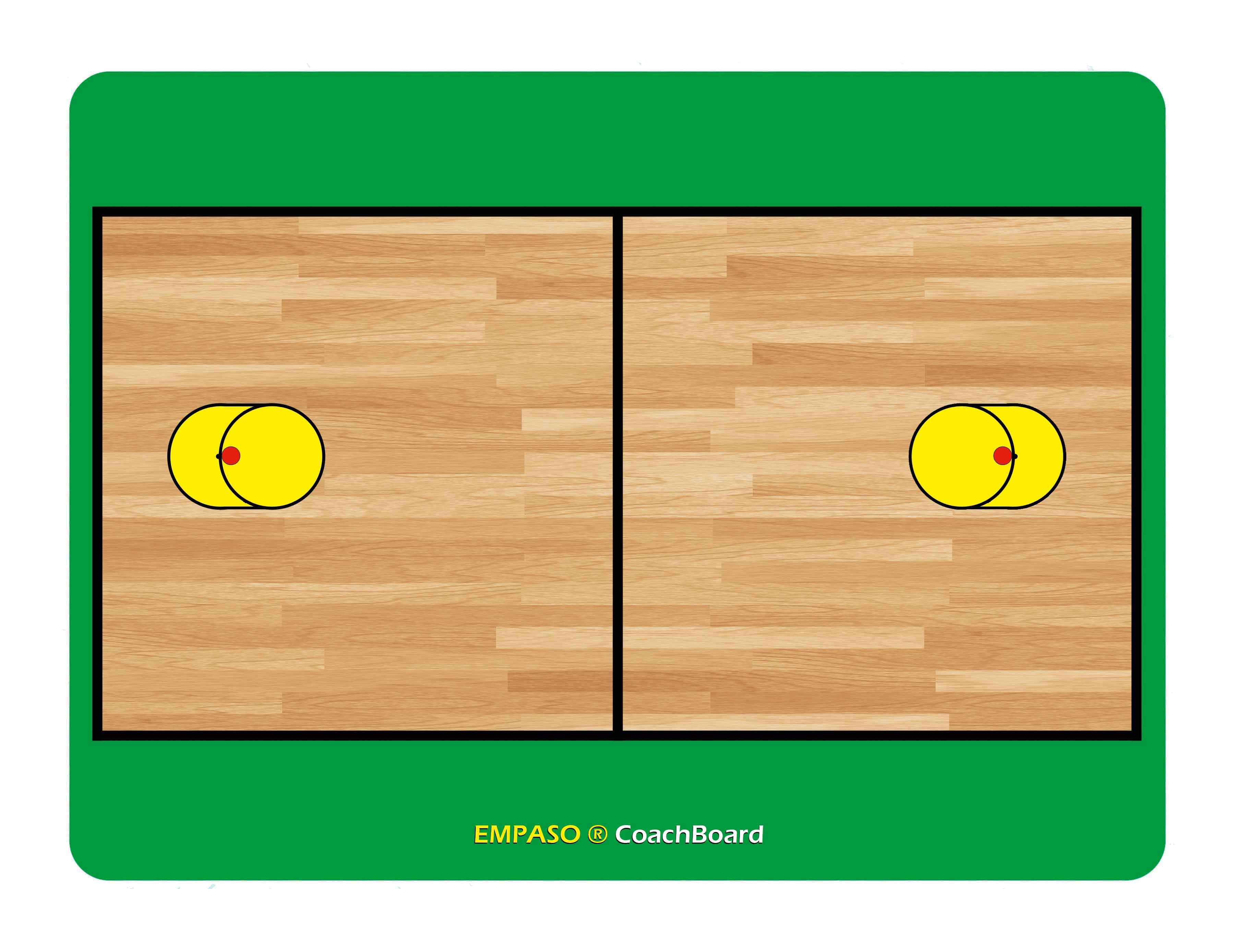 EMPASO CoachBoard Korfbal