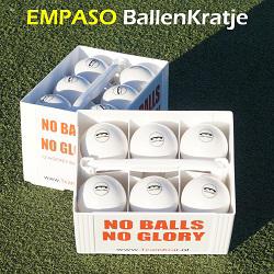 EMPASO TeamKrat - Bidonkrat met 12 bidons
