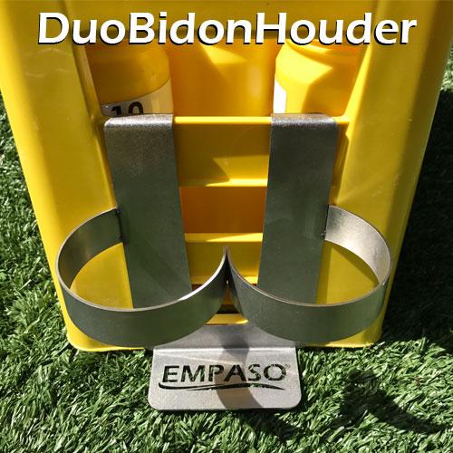 Bidonkrat - Bidonkratten - EMPASO TeamKrat DuoBidonHouder