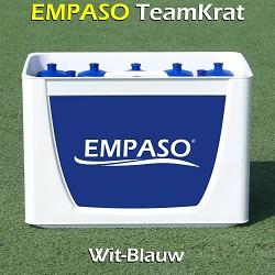 EMPASO TeamKrat - Bidonkratten met 12 bidons