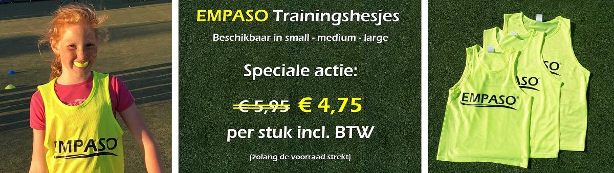 EMPASO Trainingshesjes