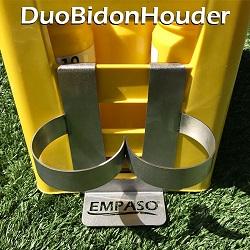 EMPASO TeamKrat - Duo Bidonhouder