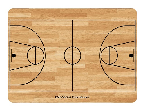 EMPASO TeamKrat opties - CoachBoard basketbal coachbord