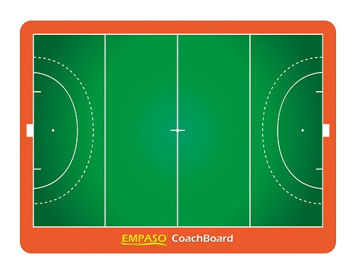 EMPASO TeamKrat opties - CoachBoard hockey coachbord