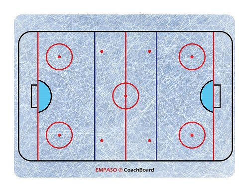 EMPASO TeamKrat opties - Coachboard IJshockey