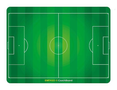 EMPASO TeamKrat opties - CoachBoard voetbal coachbord
