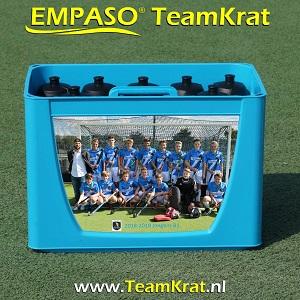 EMPASO TeamKrat bidonkrat colouryourteam