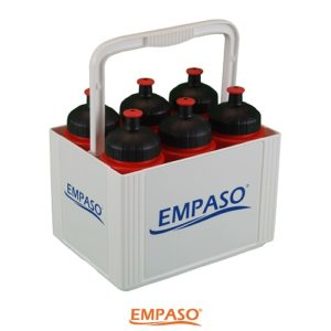 EMPASO TeamKrat - Bidonkrat 6 bidons - bidonkratten