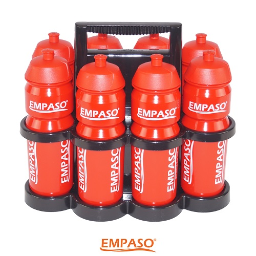 EMPASO TeamKrat - Bidonkrat 8 bidons - bidonkratten