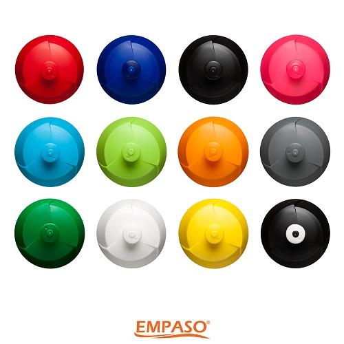 EMPASO TeamKrat accessoires - Set 12 doppen