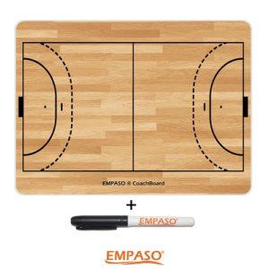 EMPASO Coachboard zaalhockey - CoachBord zaalhockey