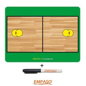 EMPASO Coachboard korfbal - CoachBord korfbal