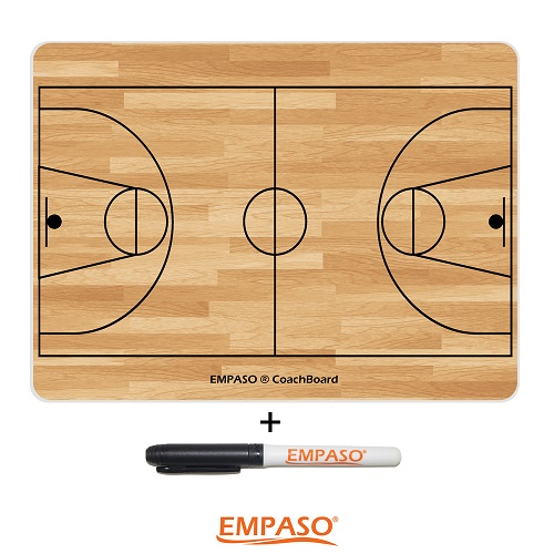 EMPASO Coachboard basketbal - CoachBord basketbal