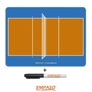 EMPASO Coachboard volleybal - CoachBord volleybal