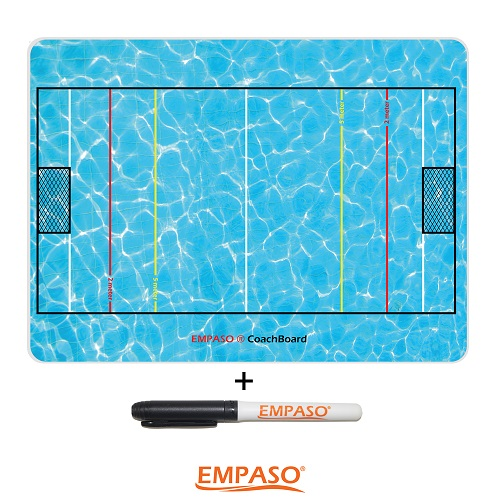 EMPASO Coachboard waterpolo - CoachBord waterpolo