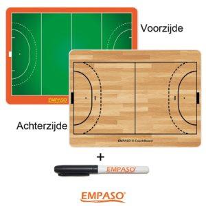 EMPASO Coachboard hockey zaalhockey - CoachBord hockey zaalhocke