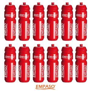 EMPASO Set 12 bidons - TeamKrat - BidonKrat - Bidons DrinkBussen