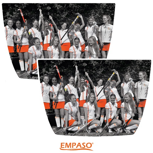 EMPASO TeamKrat accessoires - Set 2 TeamKrat labels