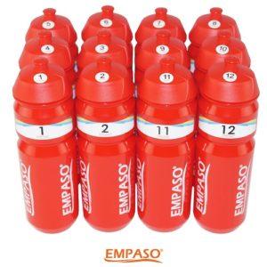 EMPASO TeamKrat Bidonnummers - Nummers voor bidons