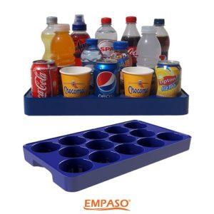 EMPASO TeamKrat TeamTray - tray derde helft