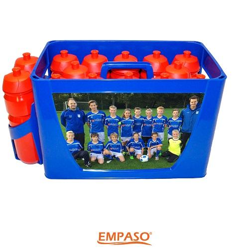 EMPASO TeamKrat - Bidonkrat 14 bidons - bidonkratten - bidonkrat bedrukken