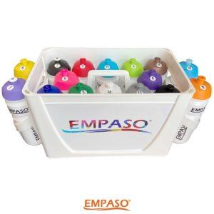 EMPASO TeamKrat 16 bidons - Coronaproof!